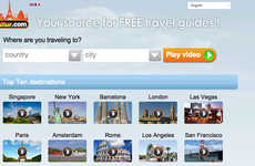 Localized Video Travel Guidebooks