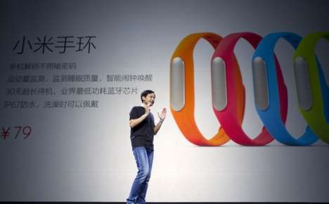Wearable Payment Bands - An Alibaba and Xiaomi Partnership Challenges Conventional Retail Payments