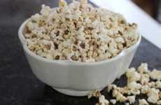 Nutty Powdered Popcorn