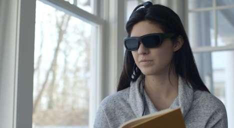 Brain-Training Glasses