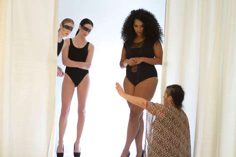 Model Diversity Documentaries - A Perfect 14 is an Upcoming Documentary on Plus-Size Modelling
