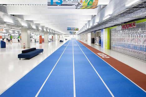 Designer-Furnished Airports