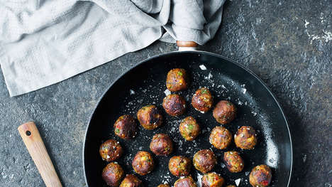 Alternative Vegetarian Meatballs