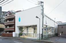 Understated Cafe Expansions - The Blue Bottle Coffee Tokyo Shops are the First Outside of the US