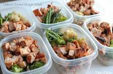 Chicken Veggie Bowls - Picky Palate Creates Pre-Made Meals that are Ready-to-Eat