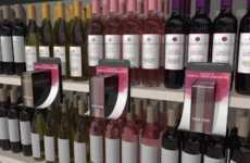 Wine Tasting Strips - Beringer Transforms the Wine Tasting Experience in-Store with Flavored Strips