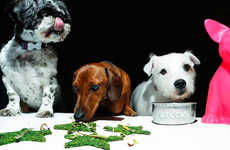 Organic Pet Restaurants - London's Curious Canine Kitchen Feeds Pets Five-Course Organic Meals
