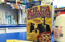 Rapper-Branded Cereal - Cam'ron and Virgin Mega Team Up to Release Killa Crunch Cereal