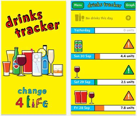 Drink-Counting Apps