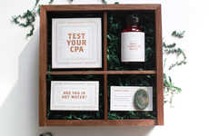 Audit Survival Kits - Element Three Puts a Playful Spin on (Death and) Taxes