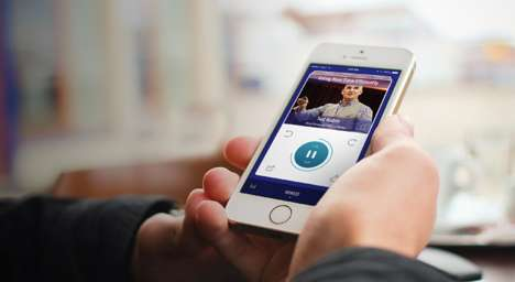 Audio Advice Apps