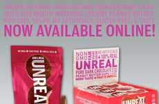 GMO-Free Junk Food - The UNREAL Candies Boast a List of Healthy Ingredients That Others Cannot