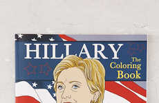 Presidential Coloring Books