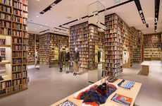 Literary Retail Takeovers