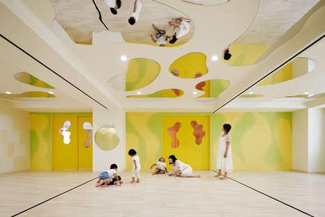 Ultramodern Elementary Classrooms