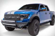 Limited Edition Trucks - Ford's Shelby Baja 700 is a Fast Ride for Its Impressive Size
