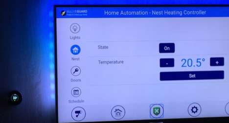 Home Automation Televisions