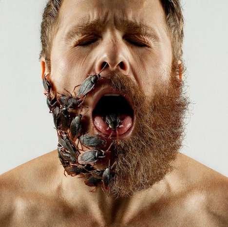 Half-Bearded Photographers