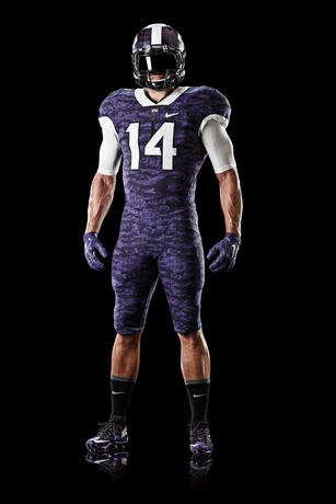 Advanced Football Uniforms