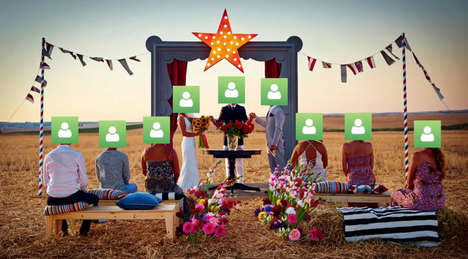 Virtual Wedding Ceremonies - The IKEA Online Wedding Lets You Plan and Hold Your Nuptials On the Web