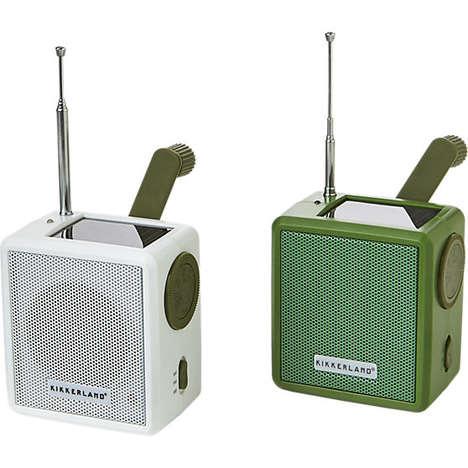 Convenient Solar Radios