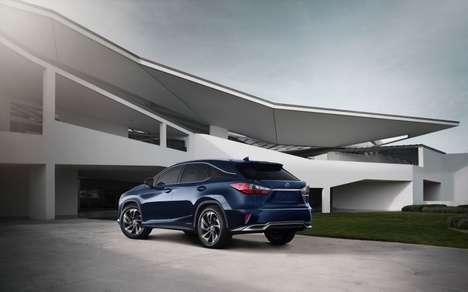 Redesigned Luxury SUVs