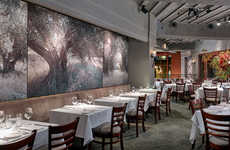 Quality Eatery Sound Systems - Oliveto Restaurant Installs Meyer Sound's Concert Hall-Grade Audio
