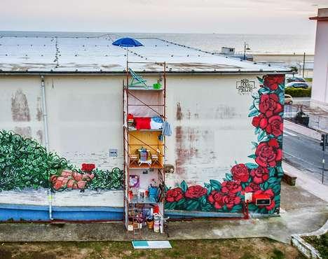 Street Artist Residencies