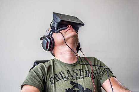 Virtual Festival Tours - Field Trip's Music Festival Experience Entertains with VR Between Sets