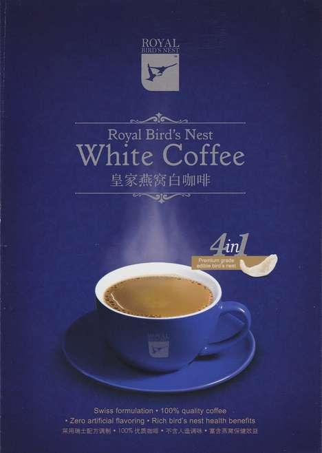 Bird Saliva Coffees