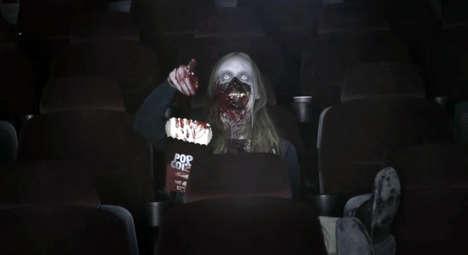 Cinematic Zombie Pranks