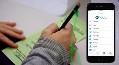 Biometric Democracy Apps