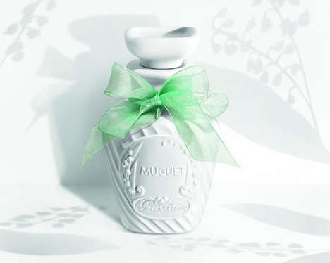 Porcelain Perfume Packaging