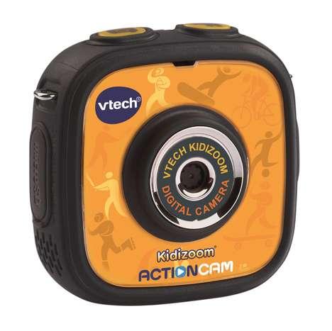 Waterproof Kiddie Cameras