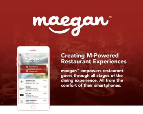 Transformative Dining Apps