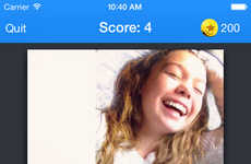 Gamified Social Apps - PicSlam Turns Instagram Posts from Friends into a Photo Quiz Game