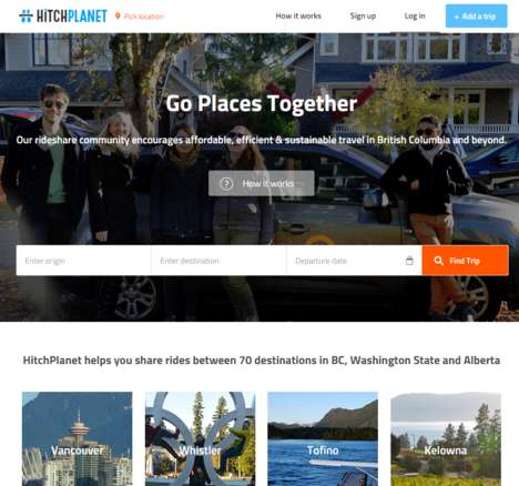 Hybrid Ridesharing Services