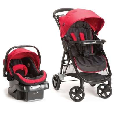 Step-Responsive Strollers
