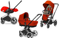 3-in-1 Baby Strollers