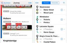 Station Navigation Apps - The Tube Exits App Makes Traveling on London's Subway More Efficient
