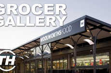 Grocer Gallery - Shelby Walsh Shares Her Favorite Engaging Retail Displays in Grocery Stores