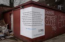 Homeless Viewpoint Ads - Depaul UK's Poverty Awareness Campaign Shows Two Sides of the Story