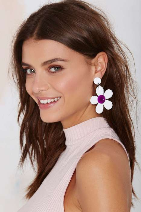 Flirty Floral Accessories
