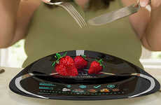 Taste-Altering Dishware Concepts - Set to Mimic is a Smart Dish That Transforms the Taste of Meals