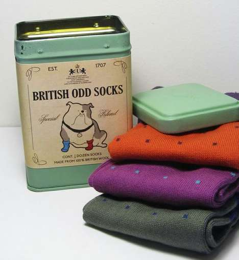 Organizational Sock Packaging