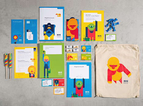 Charitable Children's Branding