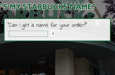 Barista-Bungled Websites - The Starbucks Name Generator Hilariously Misspells People's Names