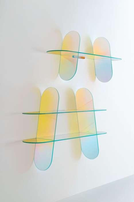 Whimsical Transparent Furniture