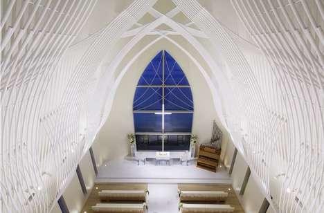 Veil-Inspired Chapels