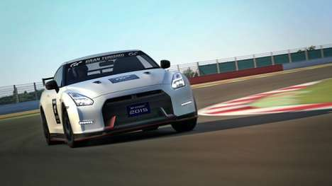 Gamer Racing Competitions - The Nismo PlayStation GT Academy Converts Gamers to Racecar Drivers